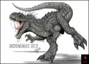 the indominus rex by gabe tke on deviantart