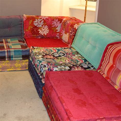 mah jong sofa price mah jong sofa by hans hopfer at 1stdibs