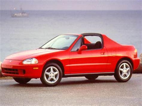 how it works cars 1996 honda del sol instrument cluster honda del sol pricing ratings reviews kelley blue book