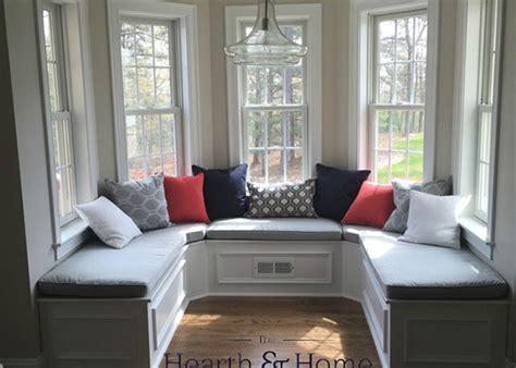 bay window pillows custom bay window cushions perfect size look made in usa