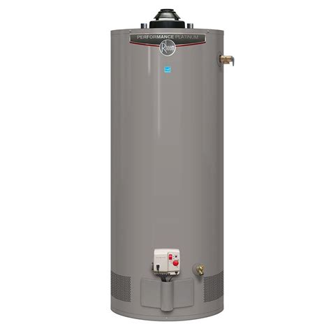 rheem performance plus 50 gal medium 9 year 5500 5500