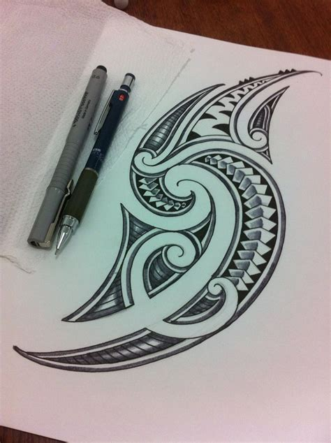 small maori tattoo designs 17 best images about polynesian maori and tribal style