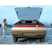 1979 Volvo Tundra Bertone  Студии