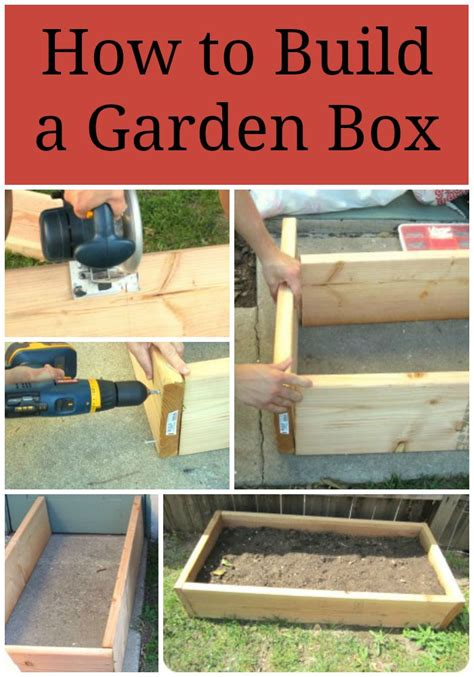 build a square foot garden wired how to wiki how to build a garden box