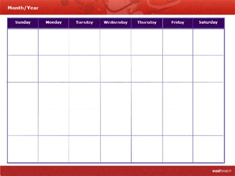publisher weekly calendar template publisher blank calendar template calendar template 2016