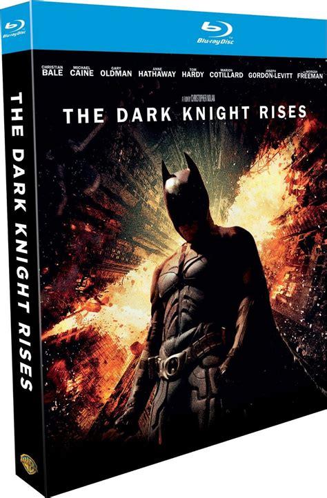 film blu ray quanto pesa la trilogia de il cavaliere oscuro a fine anno in blu ray