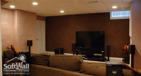 Finishing Basement Walls Ideas Finish Basement Walls Without Drywall And Wall Finishing Ideas Pictures Designs Great Day
