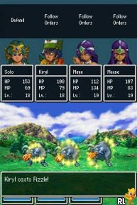 emuparadise dragon quest iv dragon quest iv chapters of the chosen u guardian rom