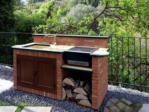 Costruire Un Barbecue by Barbecue Arredamento Per Giardino Il Barbecue