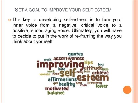 7 Ways To Raise Your Self Esteem by Fem Things How To Improve Your Self Esteem