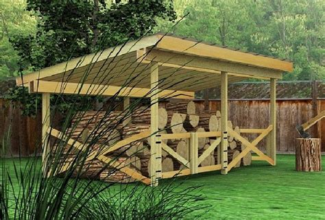 log wood shed plans plans diy   chimney