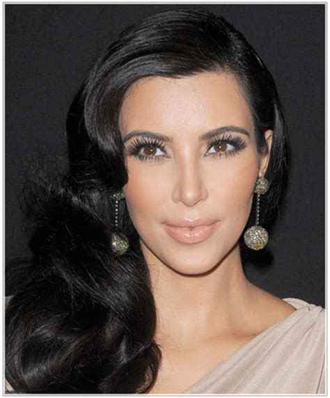 kim kardashiantop 10 best hairstyles ever 2 the gallery for gt kim kardashian hair 2013