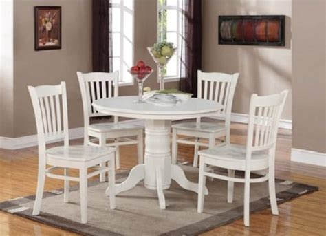 White Dining Room Set Sale by 10 Adorable White Dining Room Sets For Sale For Home
