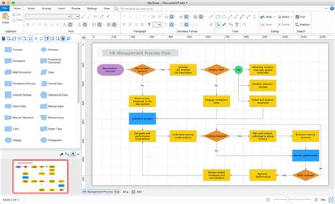 software for flowcharts flowchart software for mac free 28 images best