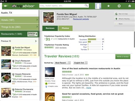 best tripadvisor reviews best free app of the week tripadvisor insight