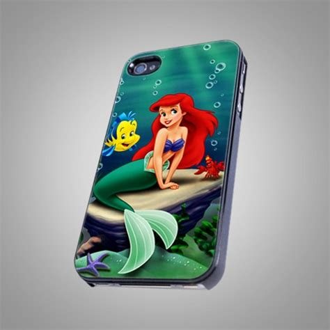 Ariel The Mermaid V1437 Iphone 4 4s 5 5s5c 6 6s 6 P 1000 images about drawing on disney rapunzel