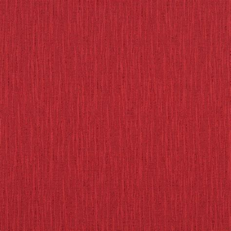 Red Textured Solid Drapery And Upholstery Fabric By The Yard