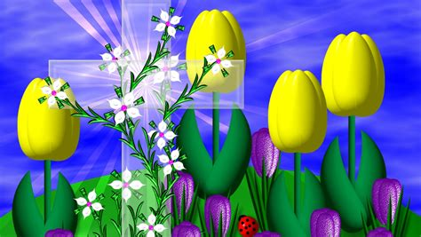 Easter Backgrounds Hd Wallpapers 9to5animations Com Free Easter Motion Backgrounds