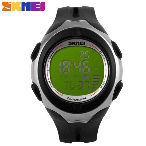 Jam Tangan Skmei Pioneer Sport Dg1068 Black skmei pioneer jam tangan digital pria dg1080t black green jakartanotebook