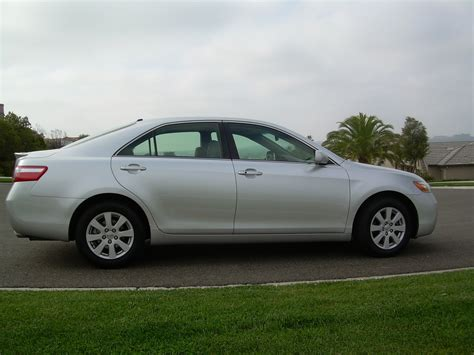 2007 Toyota Reviews 2007 Toyota Camry Xle Review