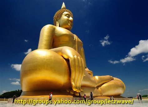 largest buddha statue in the world thailand letzwave