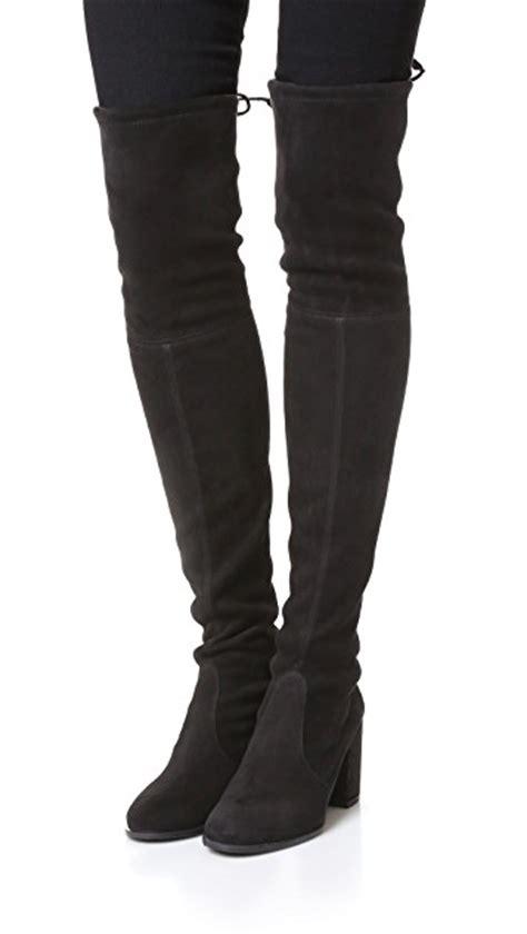 how do stuart weitzman shoes run stuart weitzman tieland the knee boots shopbop