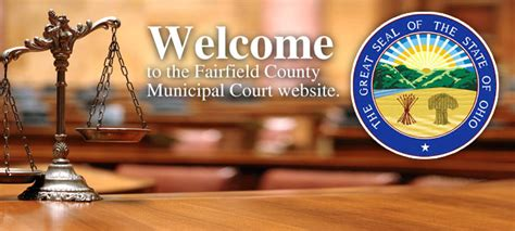 Fairfield County Municipal Court Search Fairfield County Municipal Court
