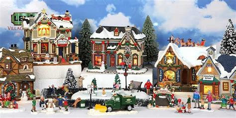 christmas village sets michaels madinbelgrade