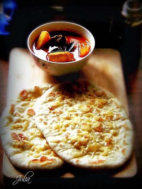 julia homemade homemade roti  cheese