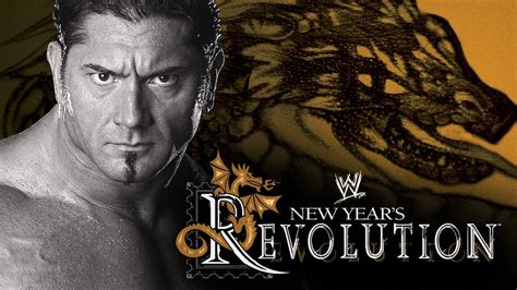 new year revolution 2005 new year s revolution 2005 review elimination chamber