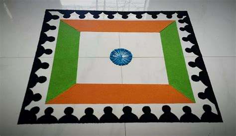 rangoli themes for republic day republic day rangoli designs rangoli rangoli designs