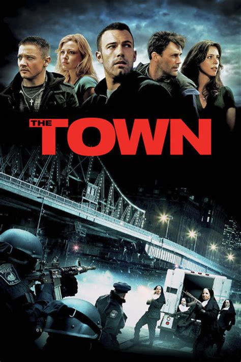 Movie Town | the town movie review film summary 2010 roger ebert
