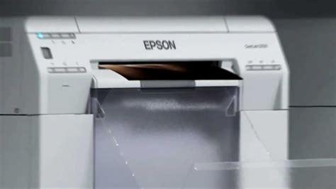 Printer Epson D700 epson surelab d700