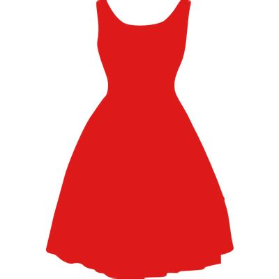 dress clipart transparent png stickpng