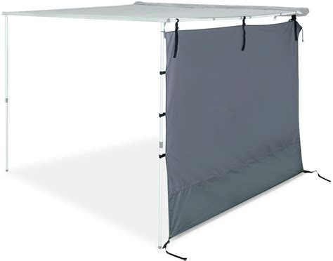 motorhome awning sides oztrail rv shade awning side wall snowys outdoors