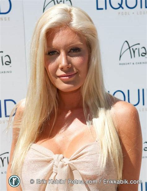 heidi montag without extensions heidi montag at liquid pool at aria resort