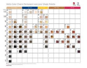 wella color charm toner chart 25 best ideas about wella color charm chart on