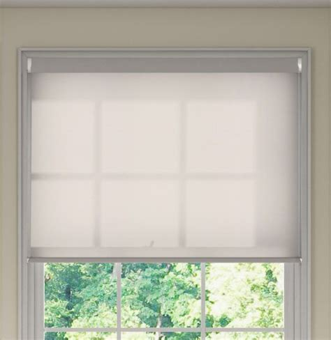 what element is grayish blue and soft elements soft grey roller blinds dublin ireland