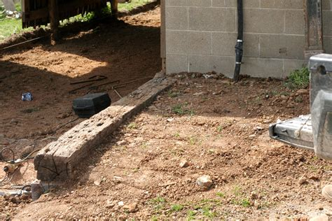 how to build a railroad tie retaining wall such and such
