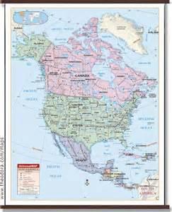 america wall maps world of map