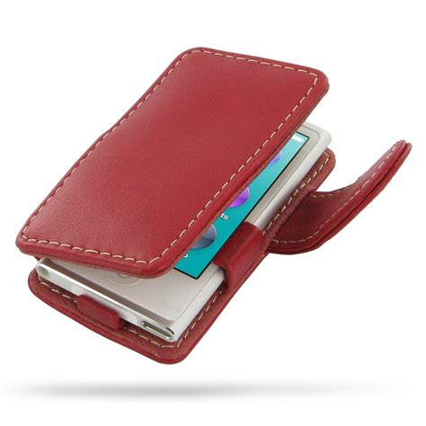 Knomo Travel Wallet With Ipod Pocket by Ipod Nano 8th Nano 7th Leather Flip Cover Pdair