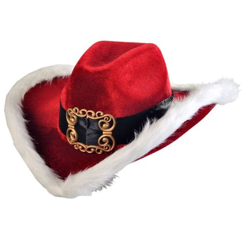 elope christmas cowboy hat novelty hats view all