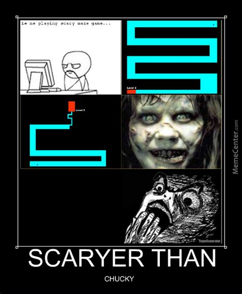 Scary Face Meme - meme scary game play car pictures car canyon
