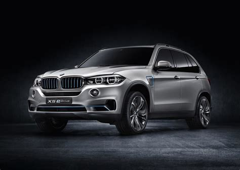bmw x5 new bmw concept x5 edrive revealed performancedrive