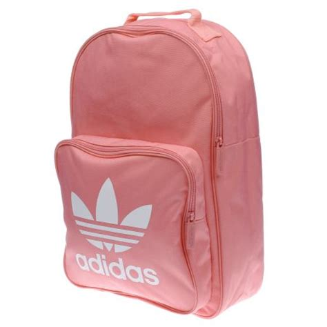 adidas classic trefoil backpack light pink pink adidas backpack classic trefoil backpack schuh