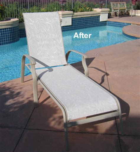 Patio Chair Fabric Replacement Patio Sling Fabric Replacement Fl 029 Montego Leisuretex 174 Pvc Olefin