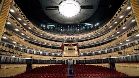 imagenes teatro real madrid teatro real uno de los principales teatros de la 243 pera del