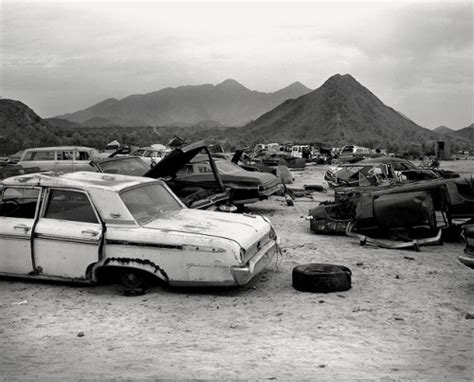 Cadillac Desert Sparknotes Abandoned Cars On