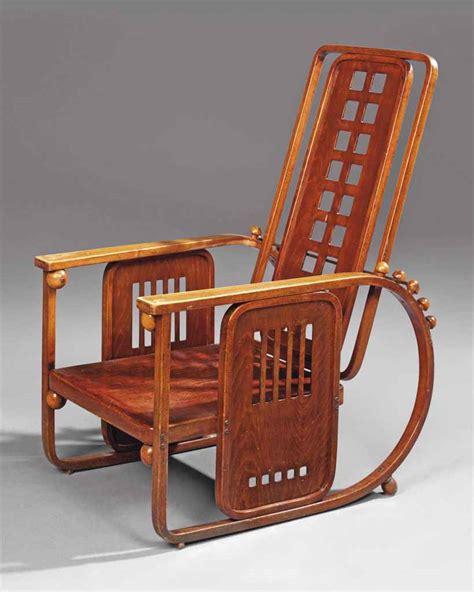 josef hoffmann chair josef hoffmann 1870 1956 sitzmaschine adjustable