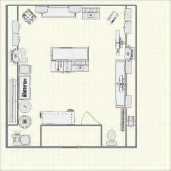 Garage Workshop Floor Plans by Lou S 2nd Level Garage Shop Fine Woodworking